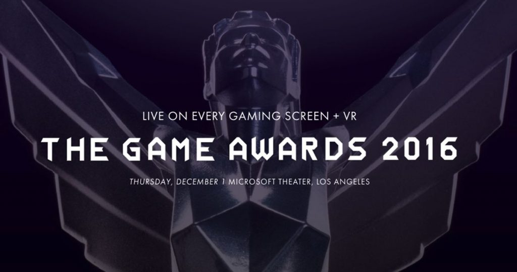 the game awards 2017 game of the year titoli