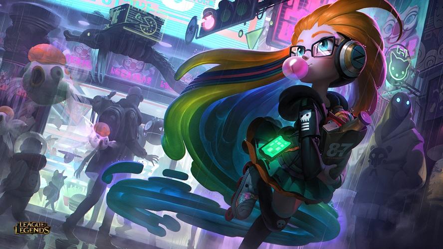 League of Legends: rivelate le abilità di Zoe