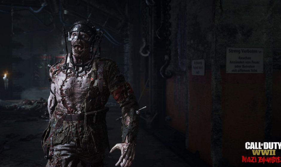 Call of Duty: WWII Zombie - Come ottenere l'arma Tesla