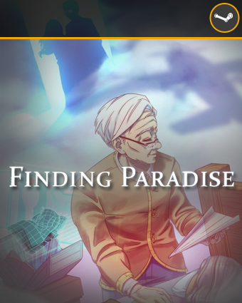 Cover Finding Paradise