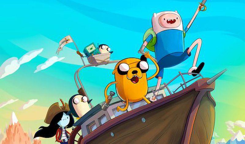 Adventure time nuovo gioco in uscita nel gamesource