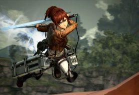 Nuovi personaggi ed informazioni per Attack On Titan 2