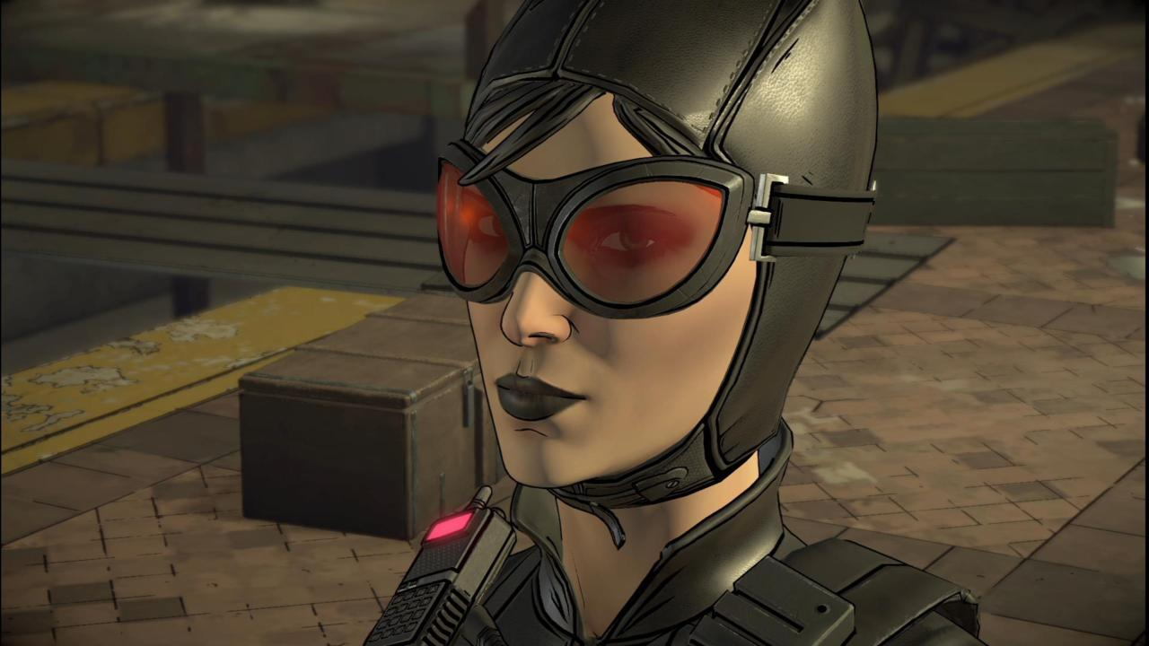 Batman The Enemy Within – Episode 3 Fractured Mask Catwoman