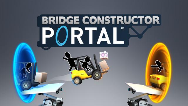 Annunciata la data d'uscita di Bridge Constructor Portal