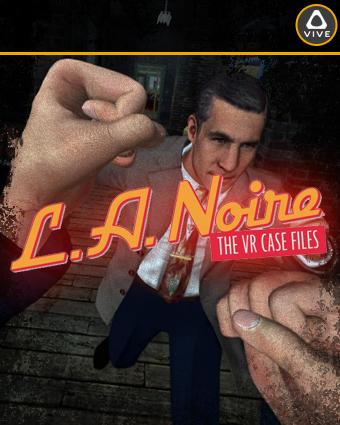 Cover L.A. Noire: The VR Case Files