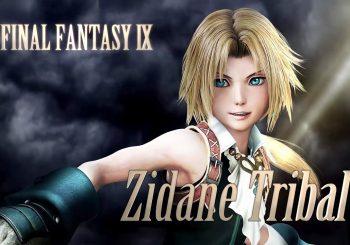 Dissidia Final Fantasy NT, Zidane presentato in video
