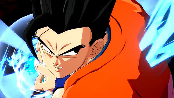 Dragon Ball FighterZ - Un trailer per Adult Gohan