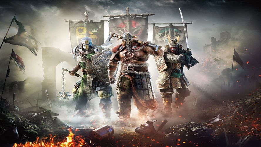 For Honor: arrivano i server dedicati