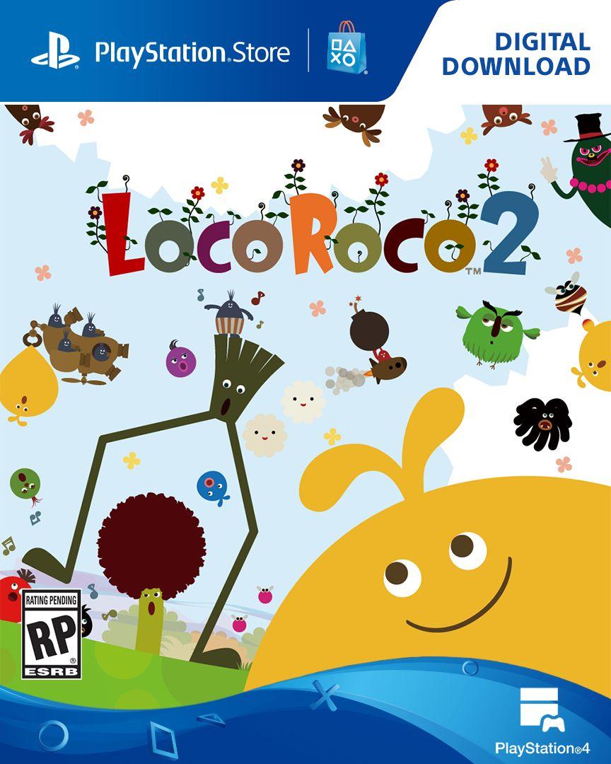 Cover LocoRoco 2 Remastered