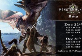 La Open Beta di Monster Hunter World riapre i battenti!