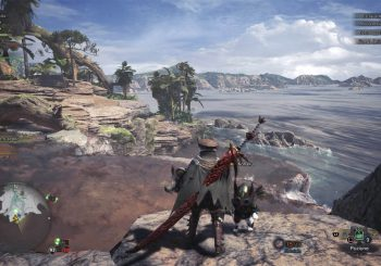 Al via l'ultima fase beta di Monster Hunter: World