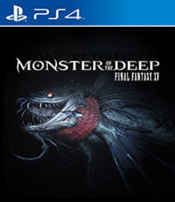 Cover Monster of the Deep: Final Fantasy XV