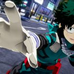 my hero academia: one's justice data