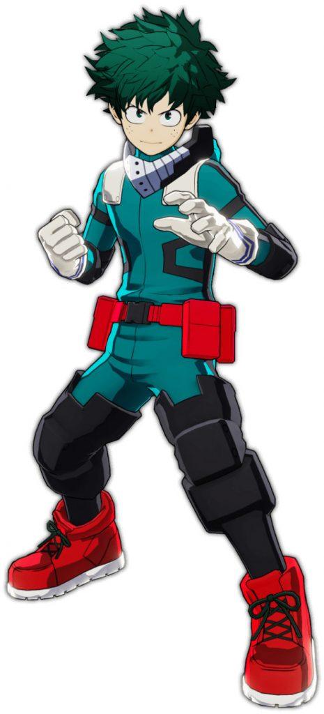 My Hero Academia One's Justice informazioni
