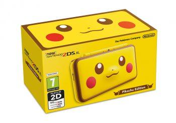 Annunciato un nuovo New Nintendo 2DS Edizione Speciale Pikachu