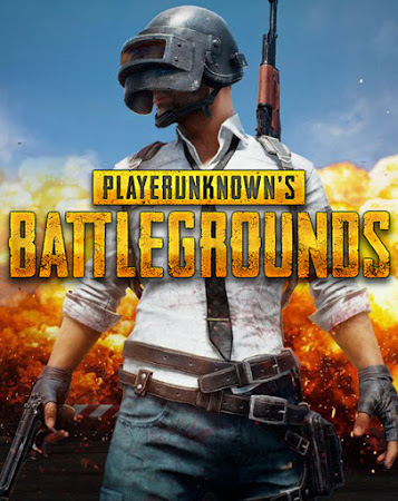 Cover PlayerUnknown's Battlegrounds