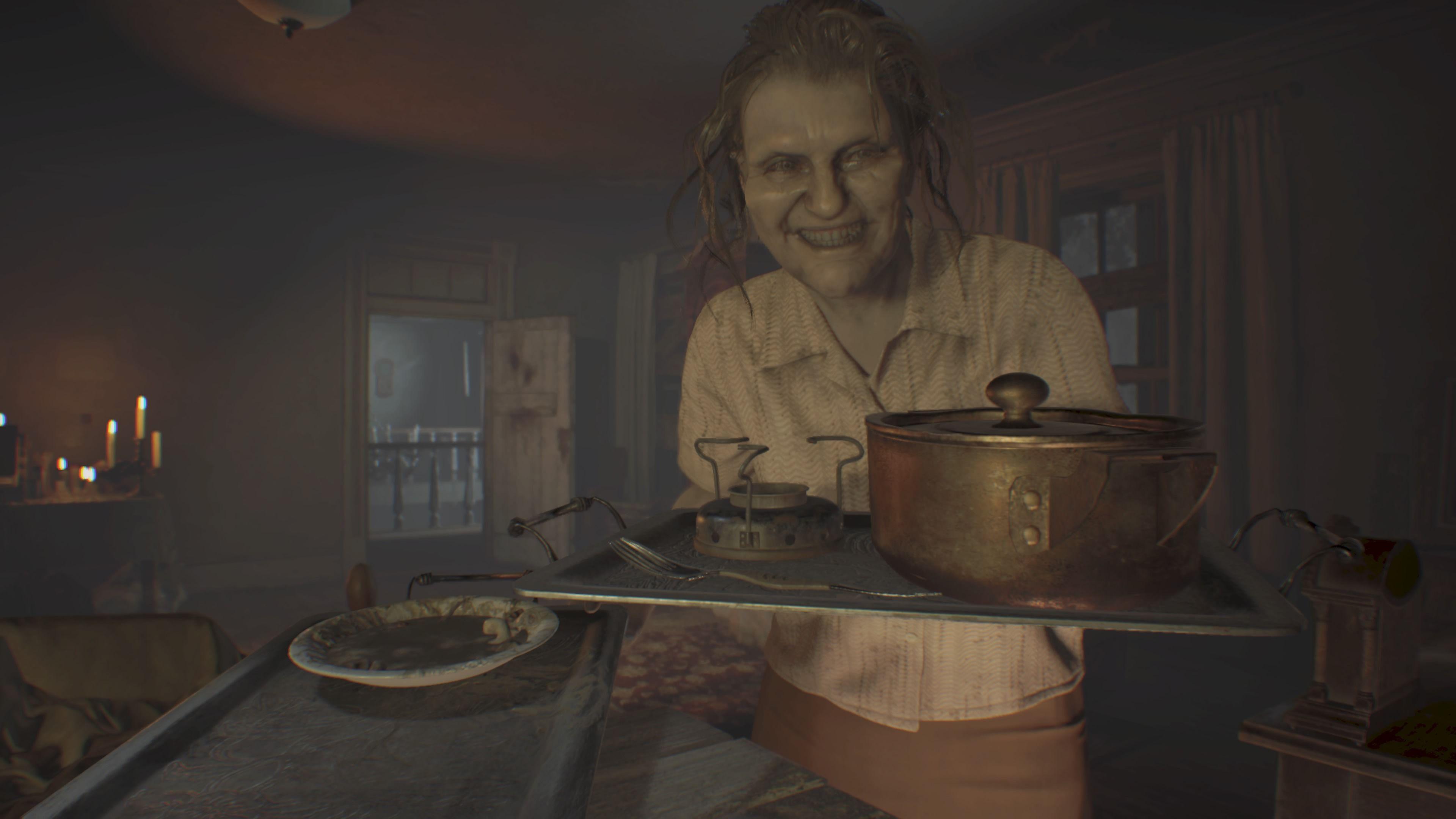 Resident Evil 7 La stanza