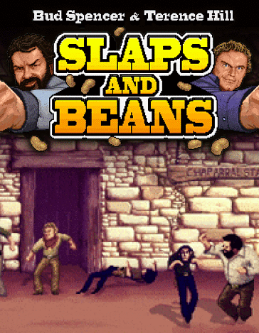 Cover Bud Spencer & Terence Hill: Slaps and Beans