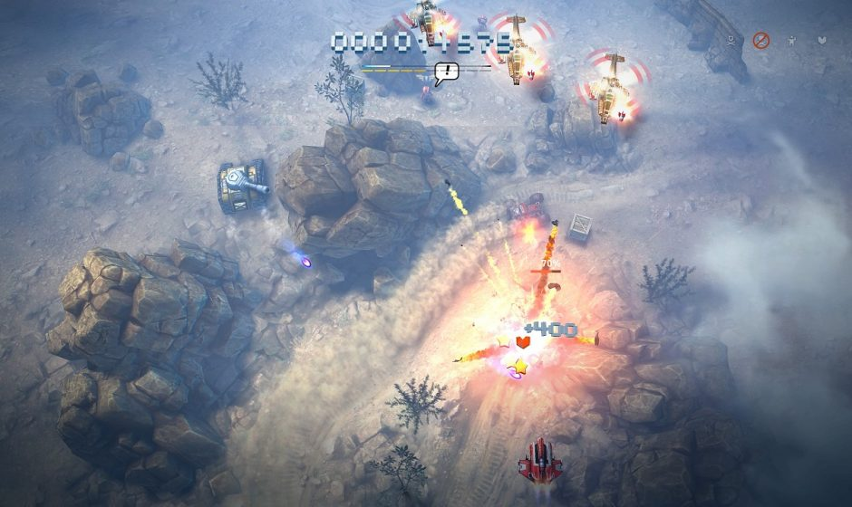 Sky Force Anniversary - Recensione