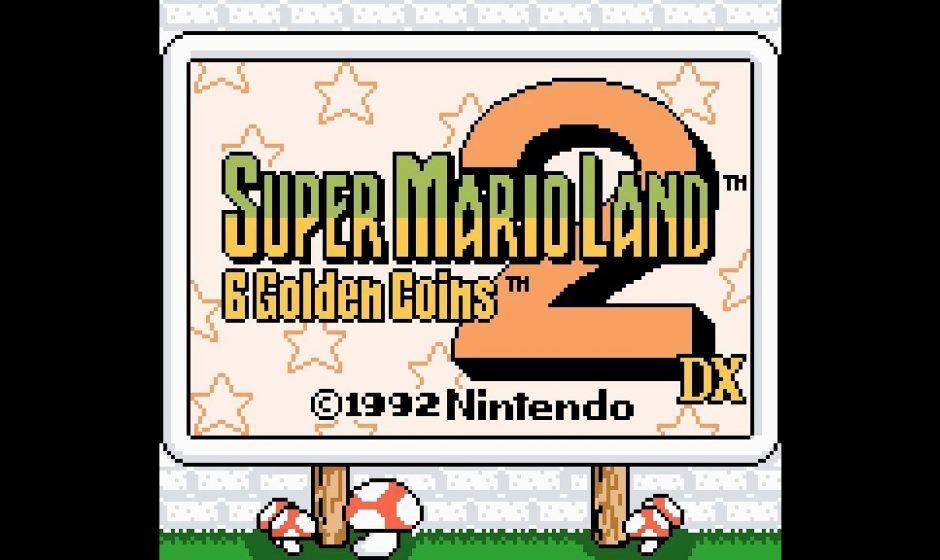 Creata una versione di Super Mario Land 2 a colori con Luigi