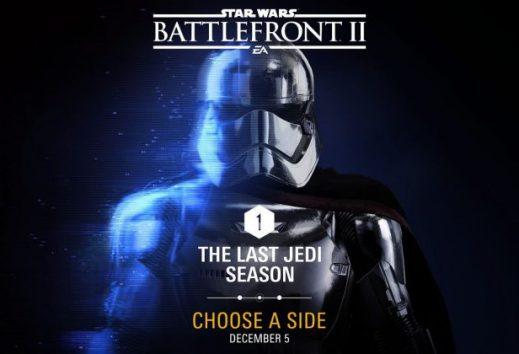 "Star Wars Battlefront 2 nuova patch ""Gli Ultimi Jedi"""