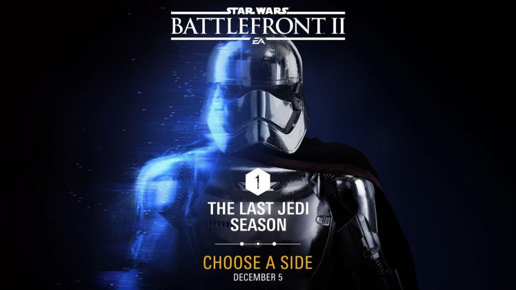 The Last Jedi Star Wars Battlefront 2