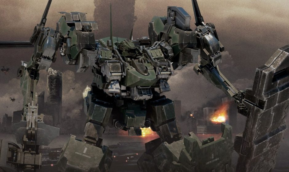 "FromSoftware: ""la serie di Armored Core non è morta"""