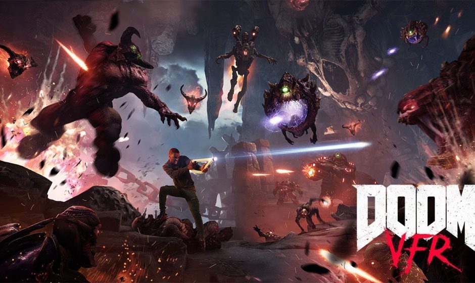Doom VFR - Recensione PlayStation VR