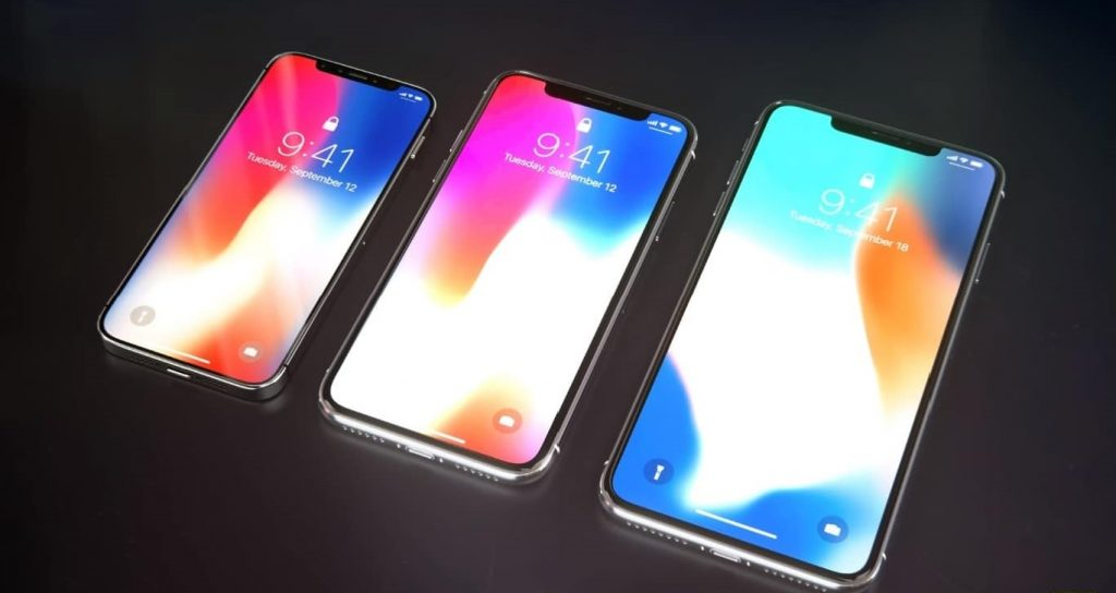 Face ID iphone 2018