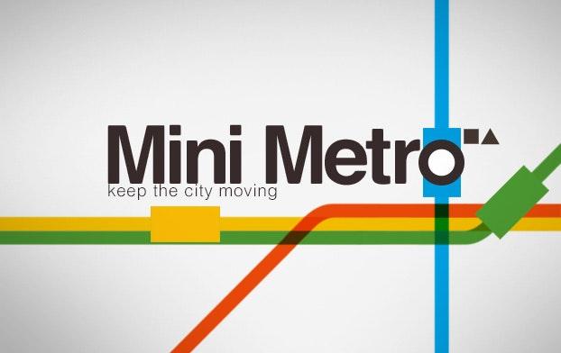 Mini Metro costruisci la tua rete metropolitana su Switch
