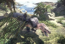 Monster Hunter World: Guida contro l'Anjanath