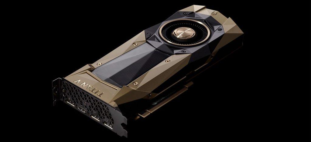 Nvidia Titan V mining