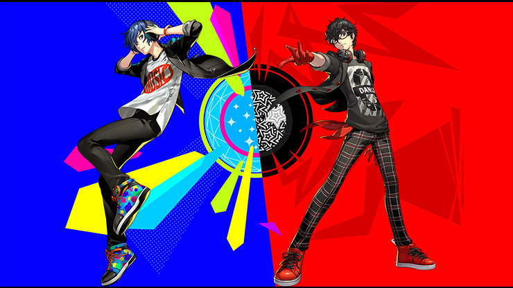 Nuovi screenshot e info sui due rhythm game di Persona
