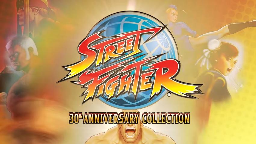 Annunciata la Street Fighter 30th Anniversary Collection