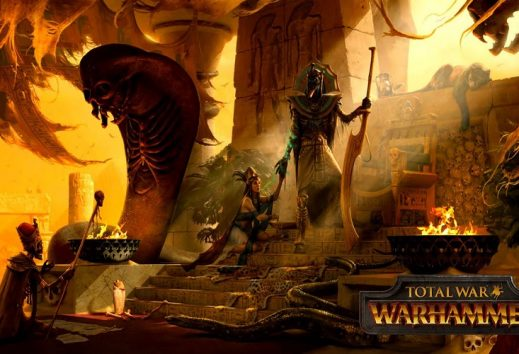 Total War: Warhammer 2, trailer dei re dei sepolcri