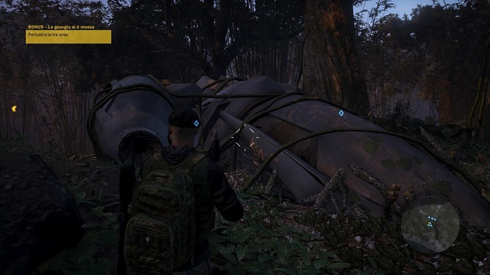 predator ghost recon wildlands