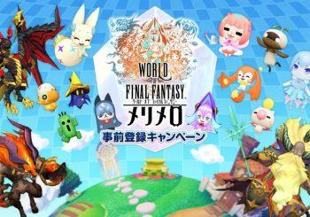 World of Final Fantasy : Meli Melo disponibile in Giappone
