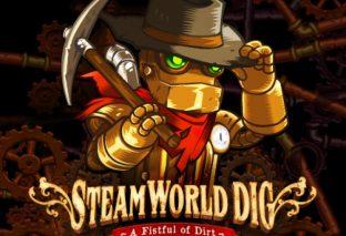 Video Gameplay di Steamworld Dig su Nintendo Switch