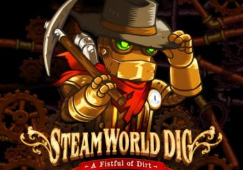 SteamWorld Dig è in arrivo anche su Switch