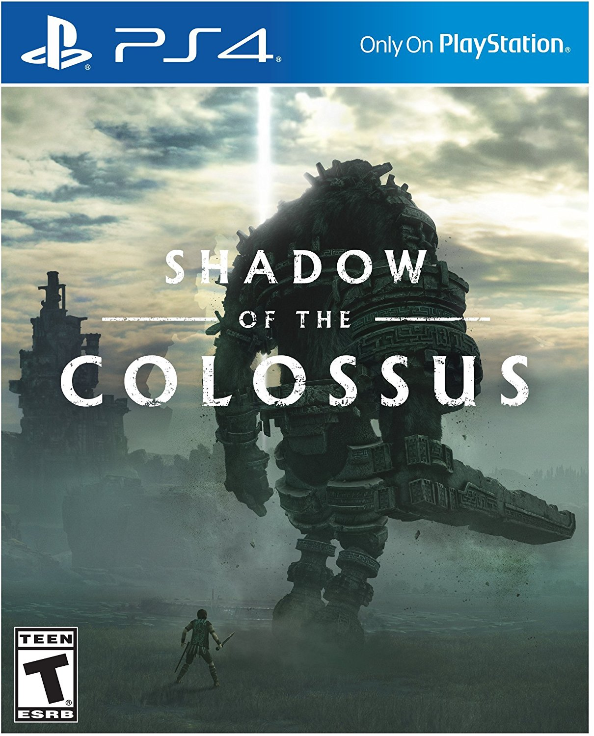 Cover Shadow of the Colossus