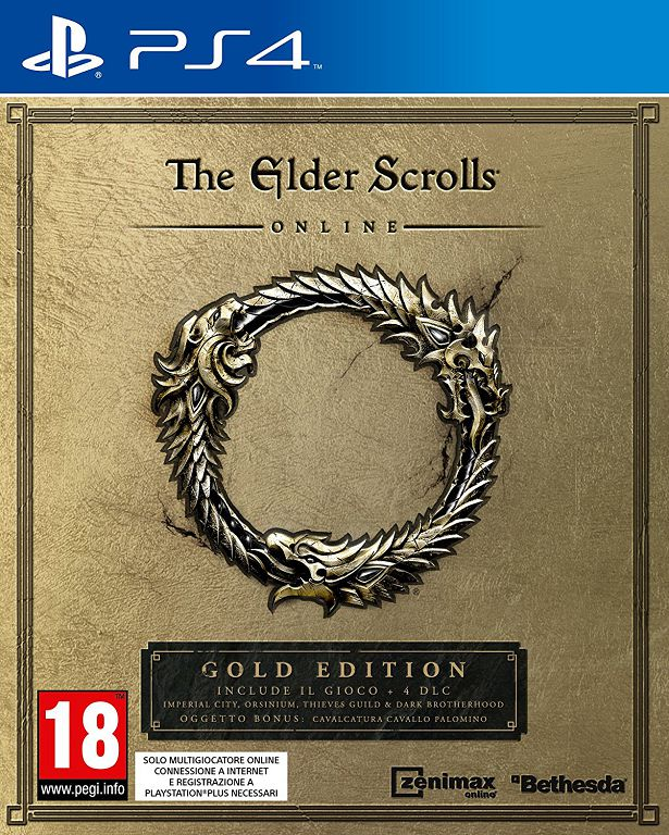 Cover The Elder Scrolls Online
