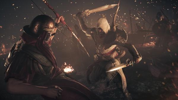 assassin's creed origins the hidden ones trailer