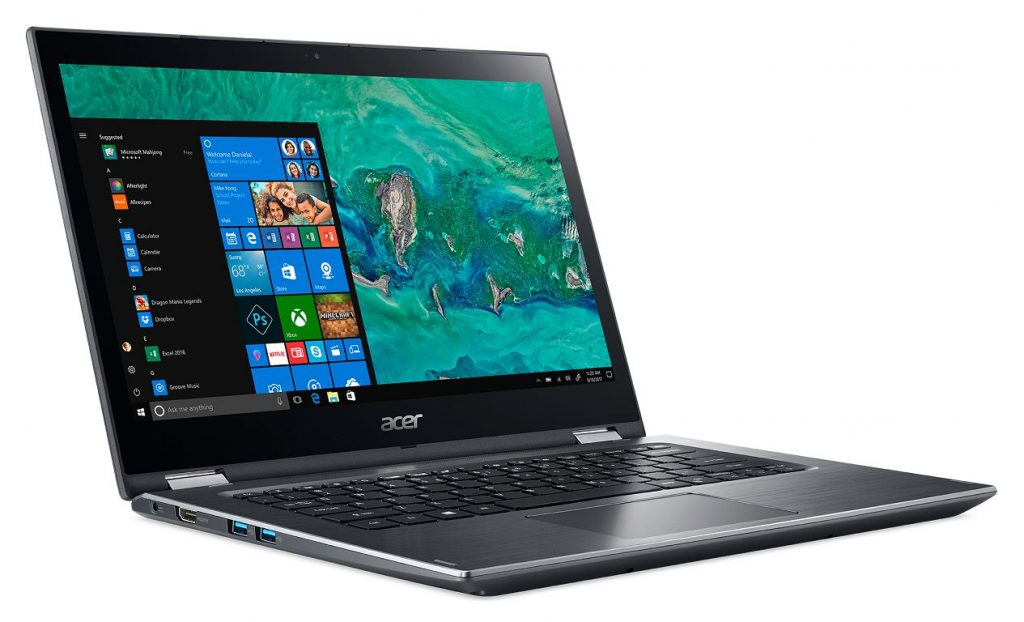CES 18 Acer Swift 7