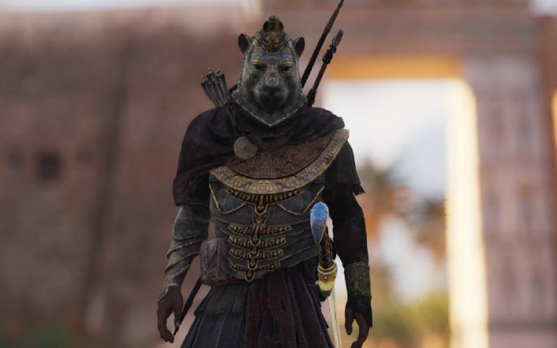 Assassin's Creed Origins Sekhmet