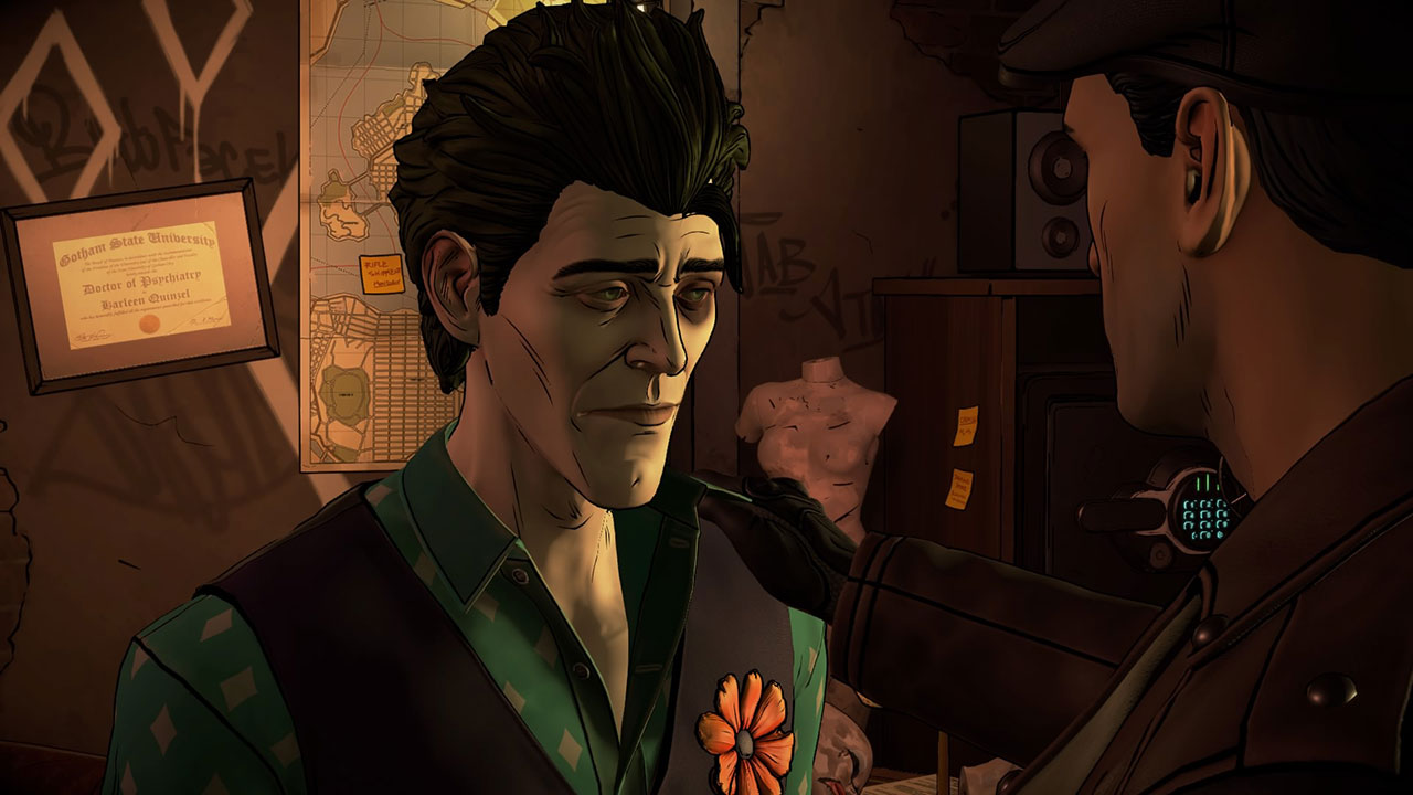 Batman: The Enemy Within What Ails You