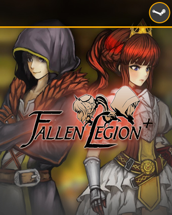 Cover Fallen Legion Plus