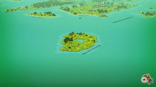 Cat Quest Isola del Fondatore 1