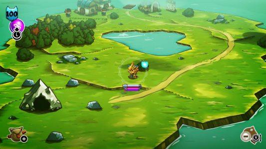 Cat Quest Isola del Fondatore 2