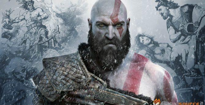 L'epica dietro al nuovo God of War: la narrativa