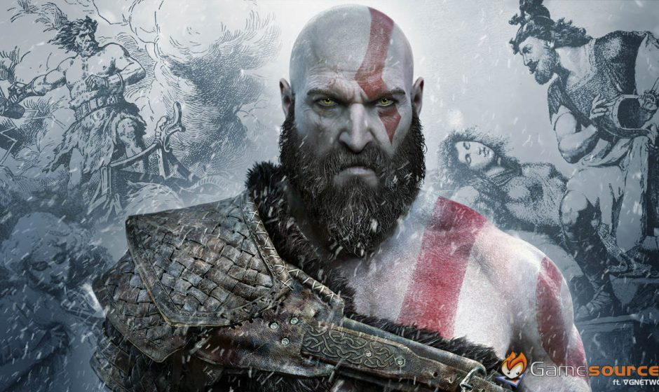 Online la nuova patch 1.16 di God of War